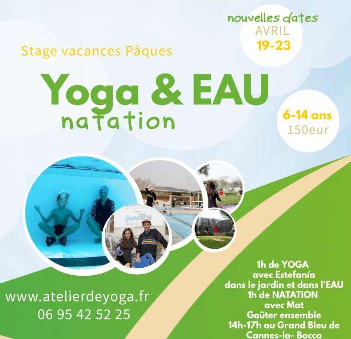 Yoga & Eau (natation)