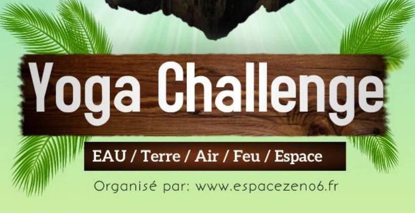 Yoga challenge 2021